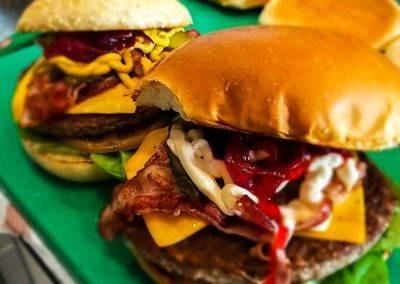 Burger al Trentasei Aprilia